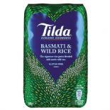 Tilda Basmati And Wild Rice 500G